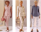 Separates Sewing Pattern - Size 4 6 8 10 -  McCalls 3503 - UNCUT Factory Folds