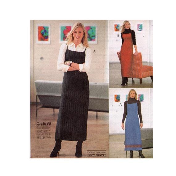 Jumper Sewing Pattern 31 to 36B McCalls Sew News 4140 UNCUT