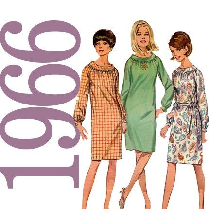 50s & 60s Women's Vintage Patterns - Vintage Vignettes Fabulous