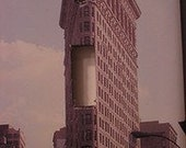 Flatiron Building Light Switch Cover