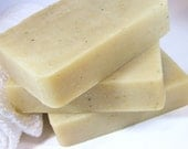 Dog Shampoo Bar Soap with Comfrey n Tea Tree - All Natural, Vegan - Over 5oz Huge Bar