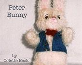 Digital Artist pattern Peter Bunny