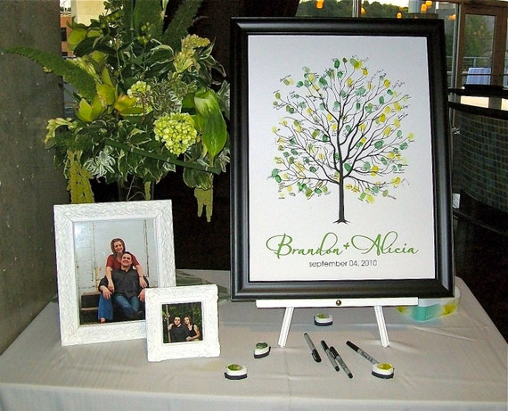 items similar to the wedding tree 18x24 no frame on etsy
