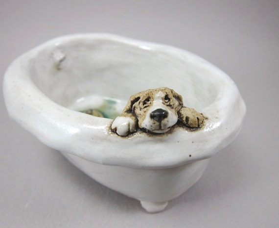 Help Me Out--- Candy Bowl in Stoneware