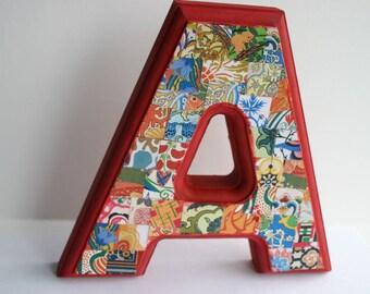 nursery letter nursery letter a