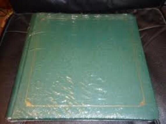 Creative Memories Pantina Green 12 x 12 Album