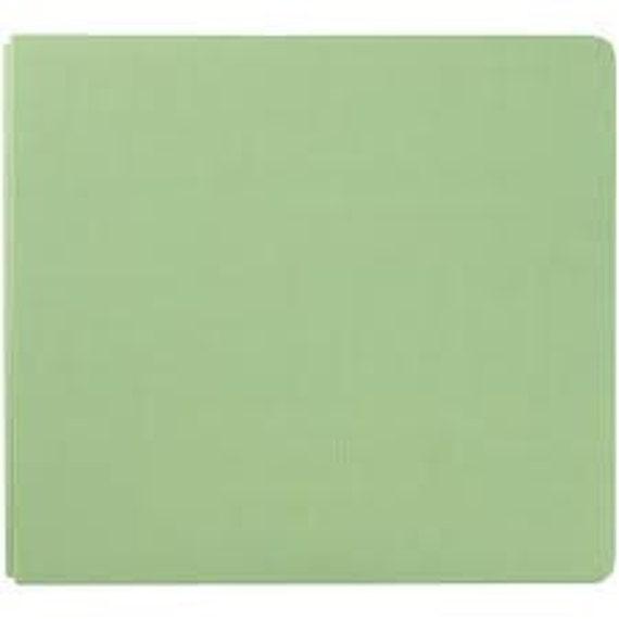 Creative Memories 12 x 12 Sea Moss Green Scrapbook Album