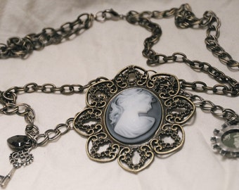 The Countess Mardugrave's Cameo Necklace