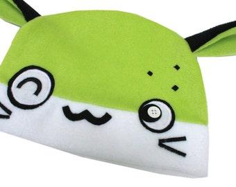 The Fleece Hat for Kids - Teebles Monster