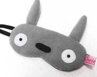 FREE SHIPPING - Kawaii Sleeping Eye Mask - 'My Neighbour Totoro'