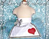 Alice in Wonderland TuTu