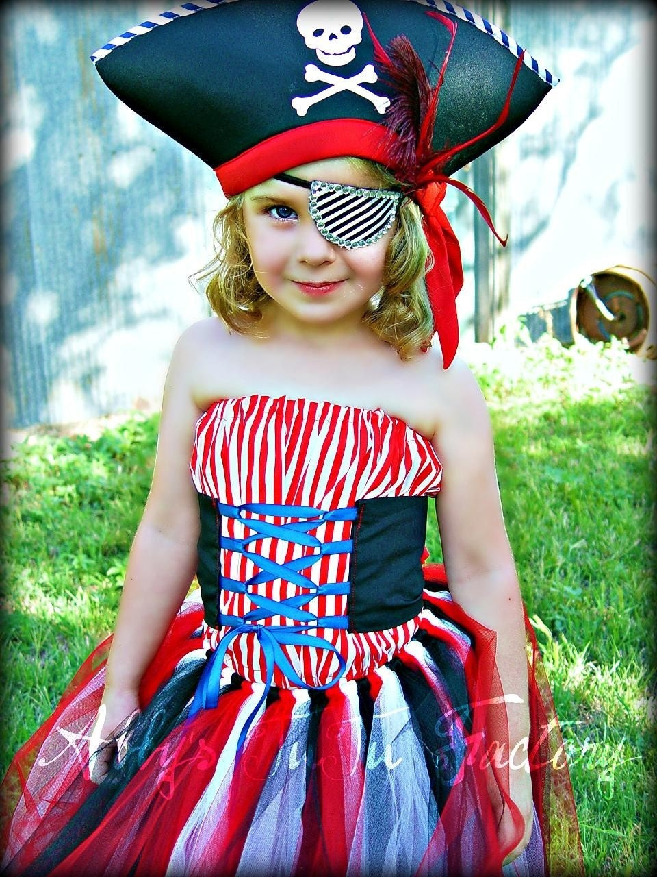 Pirate TuTu Costume - photo#36