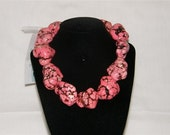 Hot Pink Cowgirl turquoise