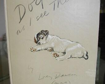 Vintage Lucy Dawson Book