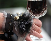 Romantic party gloves