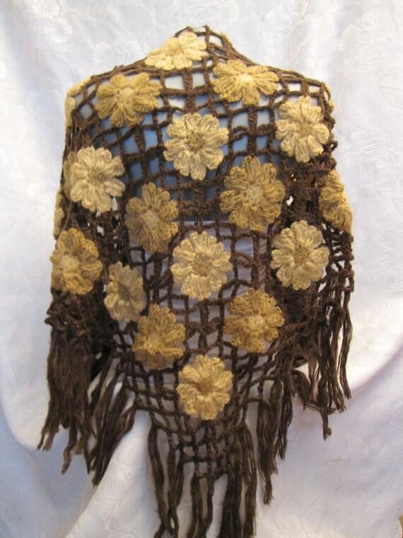 Flowers Shawl