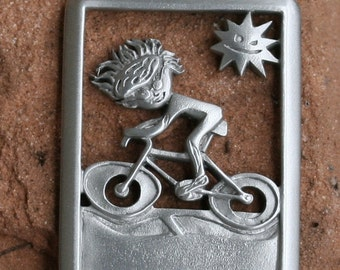 Bicycle Ornament - Max