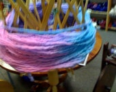thick n thin yarn hand dyed for dolls hair