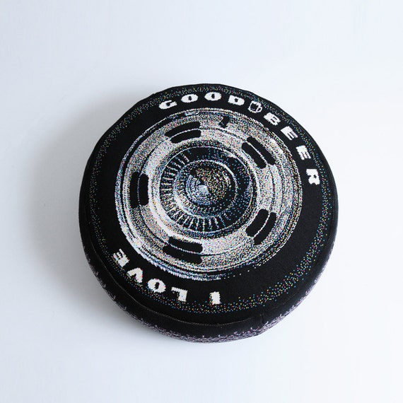 Antique Car Wheel .......... Pillow - Free shipping world-wide