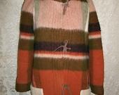 RESERVE Vintage 60s/70s Wool Jacket Made in Uruguay Men or Woman