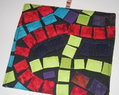 Clutch for Kindle - Multi-colored
