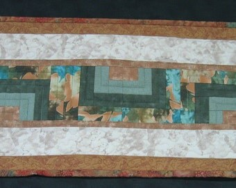 Fall or autumn table runner