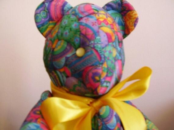 Easter Egg Bear