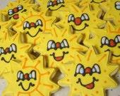 Mr. Sunshine - Decorated Cookie Favors - SUNSHINE COOKIES - SUN Decorated Cookies - Sun Cookie Favors - 1 Dozen