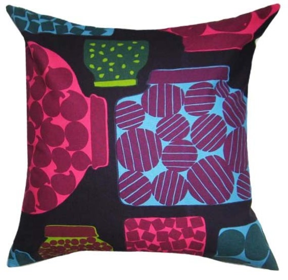 Marimekko Throw Pillow Covers : Etsy - Your place to buy and sell all things handmade, vintage, and supplies