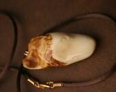 Walrus Ivory Pendant - The Polar Bear