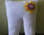 Original Gifts - Handmade Crocheted Tooth Fairy Pillow