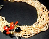 20 % OFF Old Hollywood Glamour Necklace