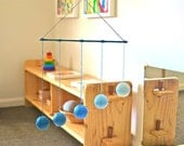 The Gobbi - Montessori Mobile (Blue)
