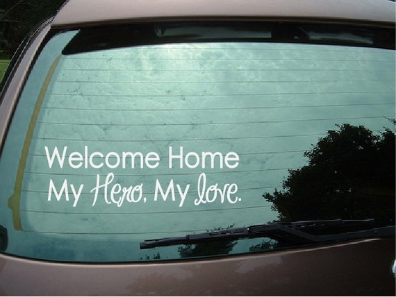 Welcome Home my Love Images Military Welcome Home my
