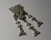 Rhinestone Shoe Dangle