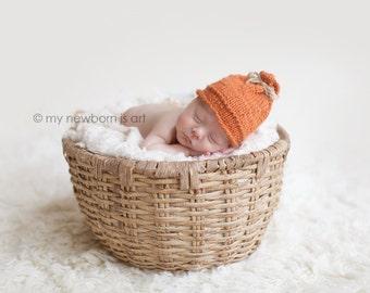 PATTERN for Newborn Pinch Cap