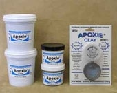 Apoxie Clay - 1/4 lb. Container