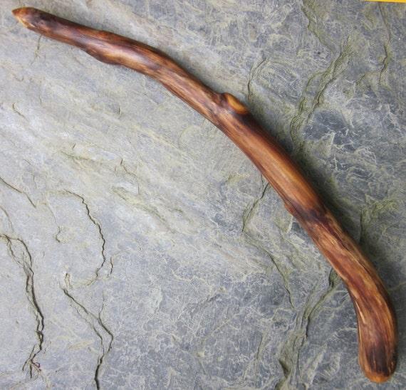 Natural Wood Wand - Rowan - Increases Psychic Powers.