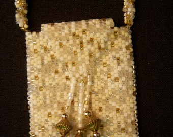 Touch of Gold Amulet Bag