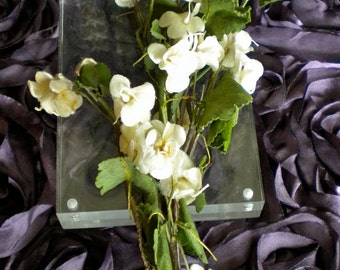 1930's Ivory Colored Floral Bouquet