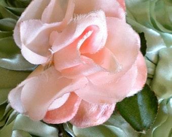1940's Peach Rose