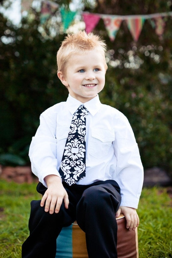 PDF Sewing Pattern for Little Lads' Necktie, Skinny Tie and Wide Tie, Make and Sell, DIY, Sewing Patterns by Angel Lea Designs