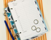 Planner Printables. 5.5 x 8.5 Calendars. Work Life 2.5. Instant Download.