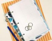 Planner Printables. 5.5 x 8.5 Filler Paper. Work Life 1.5. Instant Download.