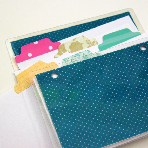 Binder Dividers For Notebooks Journals And Index By