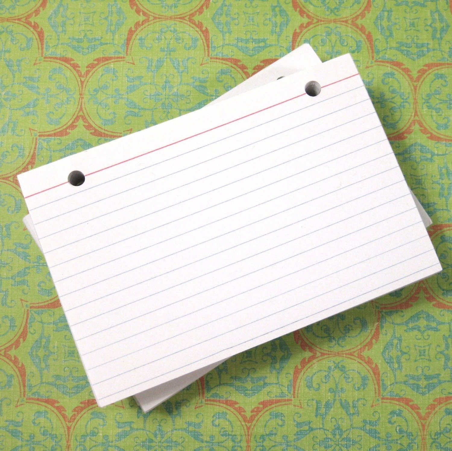 4 X 6 Index Cards Or Note Cards 100 Count Refill