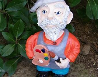 Artist Gnome