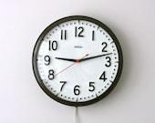Vintage Sunbeam School or Office Wall Clock