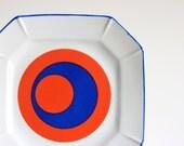 Mod Geometric Plates