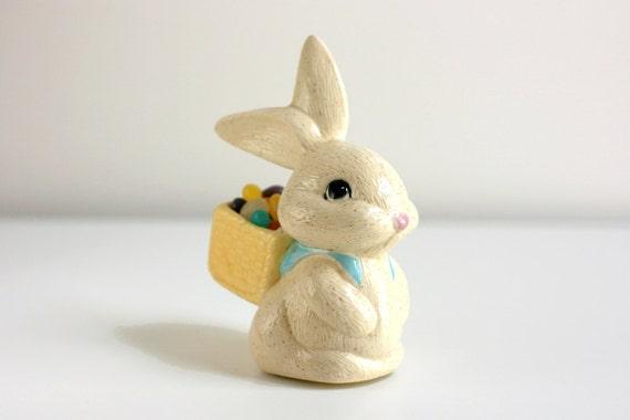 Vintage Ceramic Easter Bunny